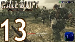 CALL OF DUTY: World At War Walkthrough - Part 13 - Solo Campaign: Breaking Point
