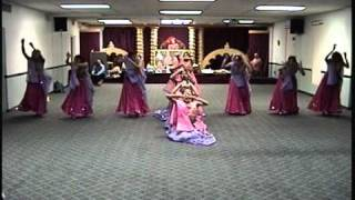 India Festival 2003 - Garba raas - Best Choreography, First Place (garba raas competition)