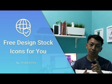 Free Design Stock Icon for Designer & Developer