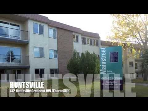 Calgary Apartments For Rent - Huntsville 412 Huntsville Crescent NW Calgary