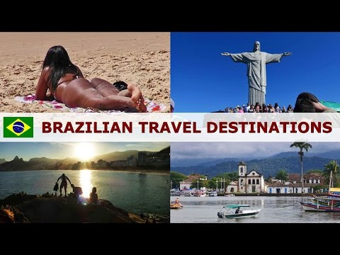 Brazil - Beautiful travel destinations & beaches