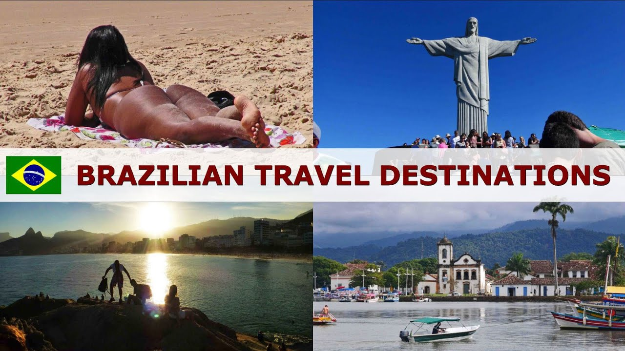 Brazil Beautiful Travel Destinations Beaches Youtube