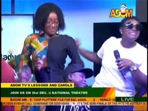 Adom TV Nine Lessons And Carols - Badwam Ahosepe On Adom TV (20-12-19)