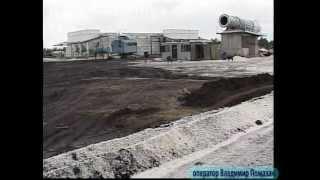 Строится цех по переработке микрокальцита(Введение нового цеха в строй позволит трудоустроить более 150 человек. Само строительство ведется на террит..., 2013-02-18T11:12:47.000Z)