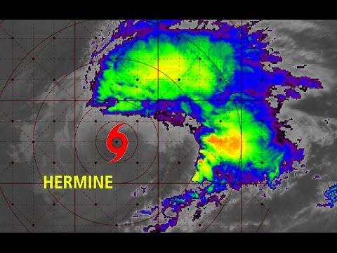 9/3/2016 - FORECAST LAB: Tropical Storm Hermine update, weather around the US livecast