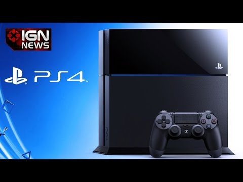 PlayStation 4 Firmware 2.02 Now Available - IGN News