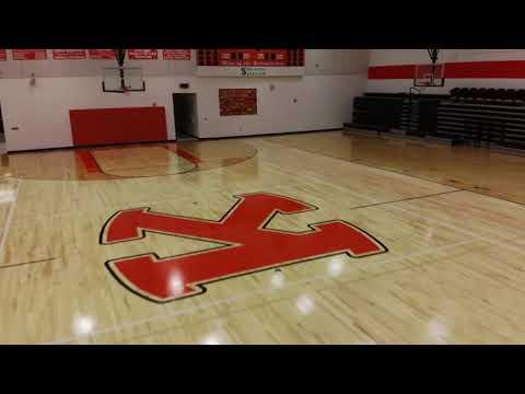Kemp High School Sanding
