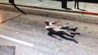 Gta-5 how to muff dive