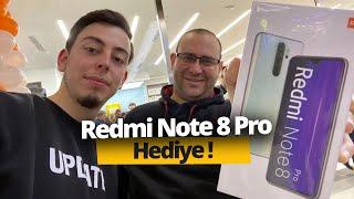 Redmi Note 8 Pro hediyeli Xiaomi Özdilek mağaza açılışı!
