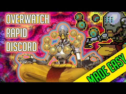 OVERWATCH: Rapid Discord Trophy/Achievement [MADE EASY]