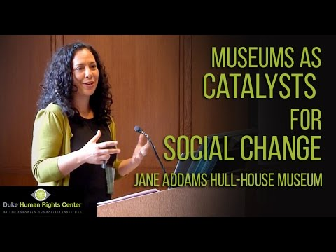 Activating Marginalized Histories: Museums as Catalysts for Social Change
