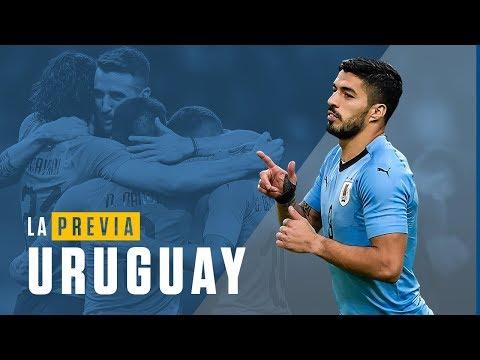 La Previa de Rusia 2018: Uruguay | La Garra Charrúa