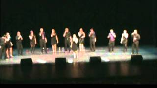 In.A.Chord performing Jar of Hearts