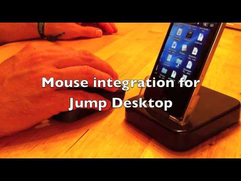 BTC Mouse & Trackpad Cydia Tweak: Extend iOS Bluetooth