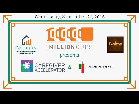 #1MCstp: Caregiver Accelerator & Structure Trade, September 21st, 2016