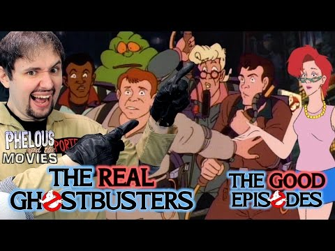 The Real Ghostbusters: The Good Episodes