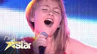 "Denisa Lucan - David Guetta & Sia - ""She Wolf"" (Falling to Pieces) - Next Star"