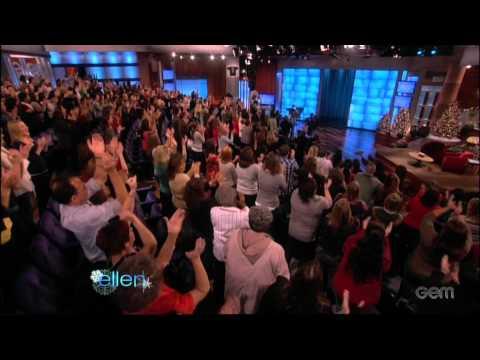 The Ellen Degeneres Show Season 8 Opening - Christmas Theme