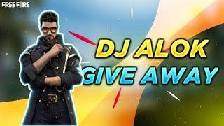 Free Fire Live - Free Fire Live Telugu-DJ ALOK GIVEAWAY - ROAD TO 80k #GARENA