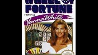 Wheel of Fortune: Starring Vanna White (Nintendo Entertainment System)