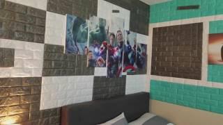 Hướng Dẫn Thiết Kế Phòng Thu Âm Phòng Ngủ Đẹp Lạ Để Quay MV Làm Clip Miếng Xốp Dán Tường