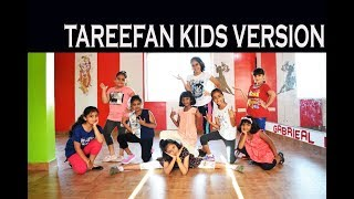 Tareefan kids  easy dance steps  choreography | kids version |  Veere Di Wedding