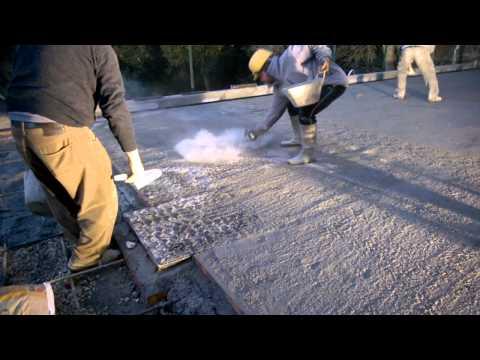 Pavimentazioni Industriali a spolvero