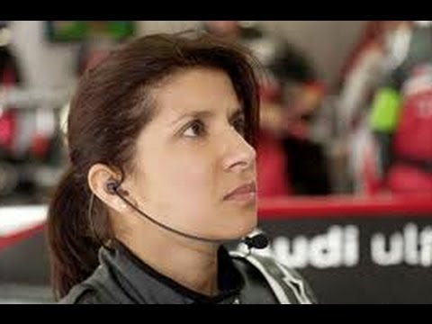 Leena Gade - The First Female Race Engineer to Win Le Mans.