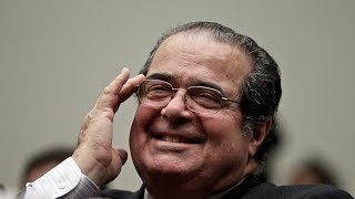 Justice Scalia says Internment Still A Possibility
