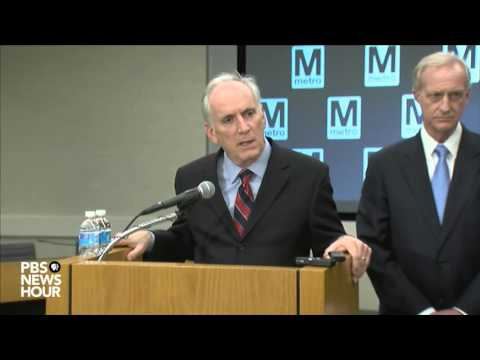 Washington's Metro to enter emergency shutdown for 24 hours