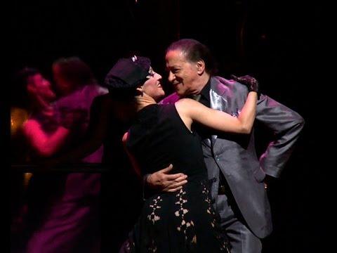 """Juan Carlos Copes: """"el tango son dos y un sentimiento en el medio"""" - YouTube"""