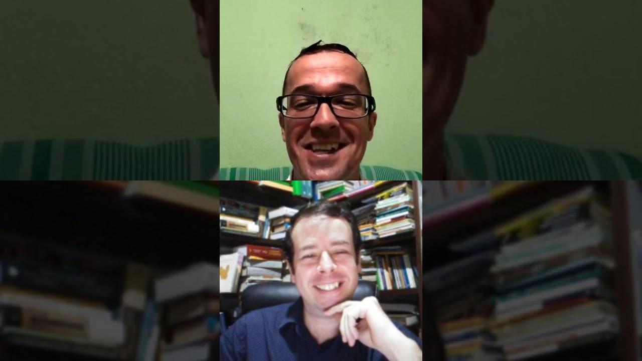 Pr  Marcelo de oliveira e Pr Carlos Vailati PARTE 1