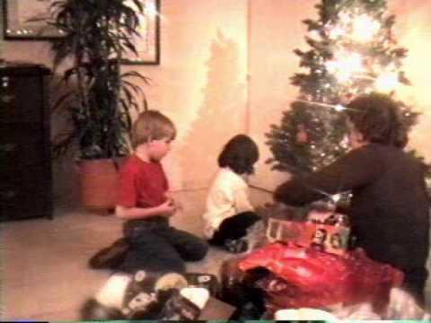 Entrega de regalos Navidad 1999 Bogota !