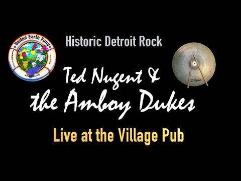 UEF's Kick Out the Jams Rock Doc: the  Amboy Dukes LIVE