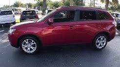 2015 Mitsubishi Outlander Gainesville, Ocala, Lake City, Jacksonville, St Augustine, FL 7821A