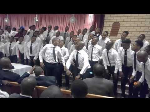 O.A.C Hambu yosebenza-Diepsloot youth