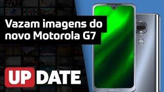 Vazam imagens do novo Moto G7 da Motorola!