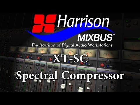Harrison XT-SC Spectral Compressor