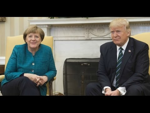 OBAMA SPIED ON TRUMP AND GERMANY'S ANGELA MERKEL: Trump Merkel Spied On By Obama