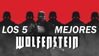 Los 5 Mejores Juegos de Wolfenstein