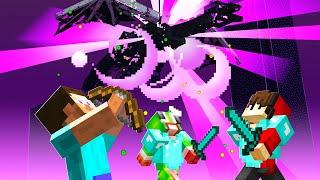FIRST To BEAT Minecraft Wins $1000 - Challenge