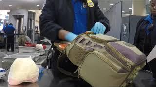 Taking Wild Ducks On Plane - TSA Stops Lawful Recording