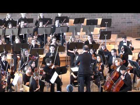 Dvořák - From the New World - GTCYS Philharmonic Concert