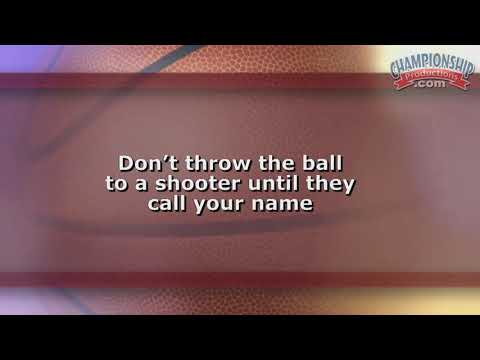 "The ""Duke Five Minute Shooting"" Drill from Legendary High School Coach, Bob Hurley!"