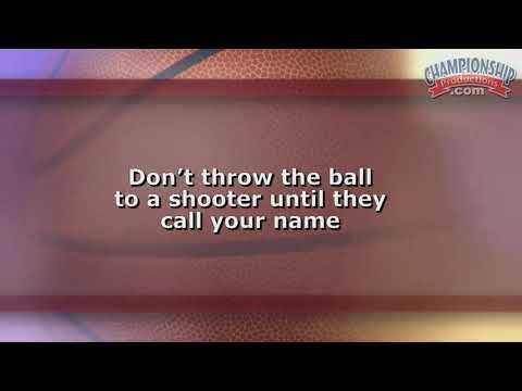 "The ""Duke Five Minute Shooting"" Drill from Legendary High School Coach, Bob Hurley!"