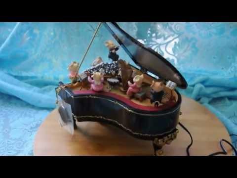 Enesco Mice-Tro Musical Piano