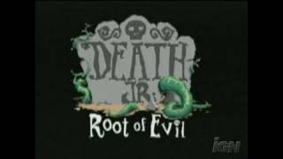 Death Jr. and the Science Fair of Doom Nintendo DS Trailer
