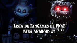 Download de jogos e fan-mades de FNaf para Android #1 (51 fangames)