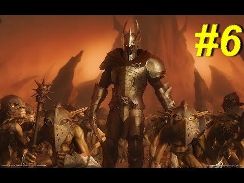 Прохождение Overlord Raising Hell Часть #6 Эльфийский Лес (Без комментариев)