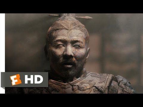 The Mummy: Tomb of the Dragon Emperor (4/10) Movie CLIP
